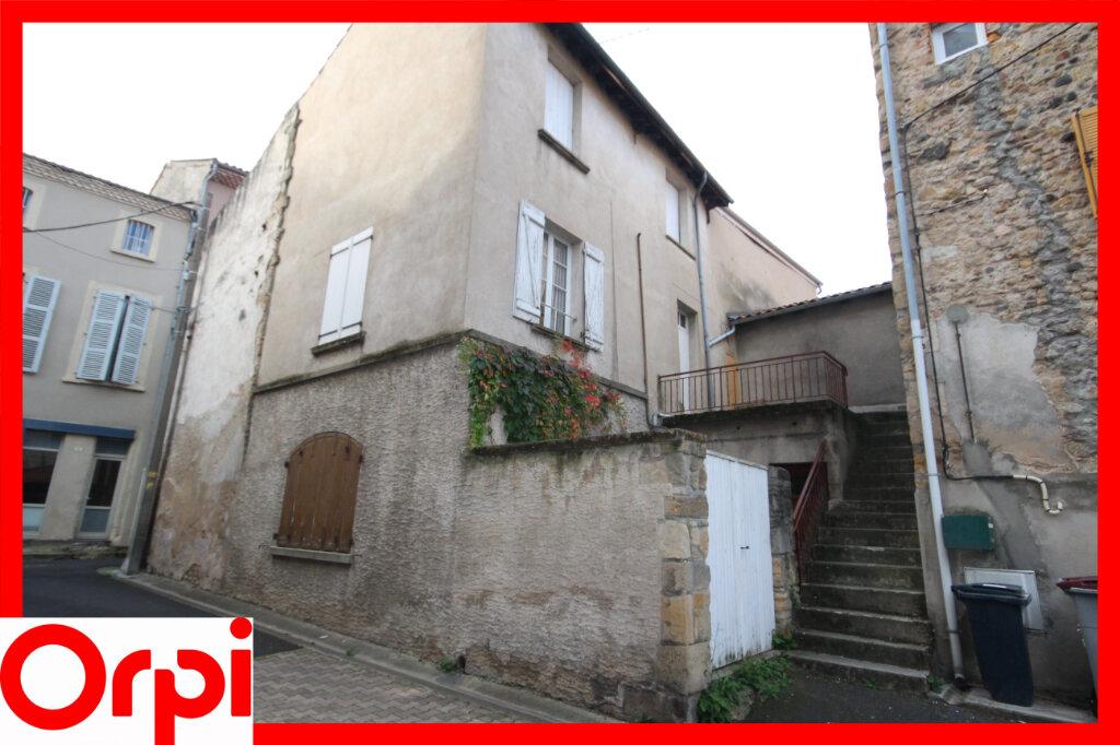 Maison à vendre 7 124.9m2 à Saint-Germain-Lembron vignette-1