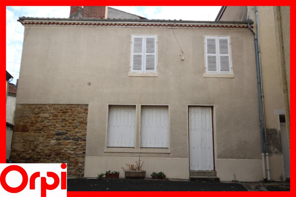 Maison à vendre 7 124.9m2 à Saint-Germain-Lembron vignette-2