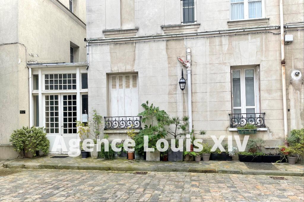 Appartement à louer 2 47m2 à Versailles vignette-1