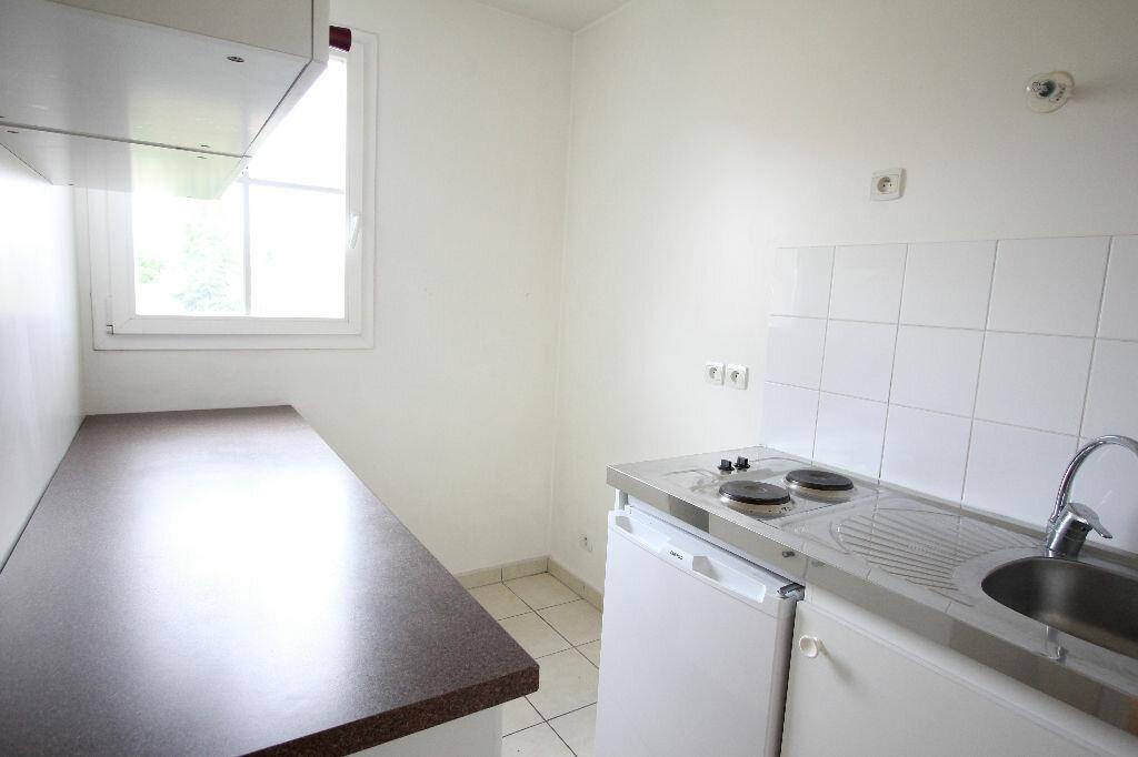 Appartement à louer 2 42.63m2 à Le Plessis-Robinson vignette-2