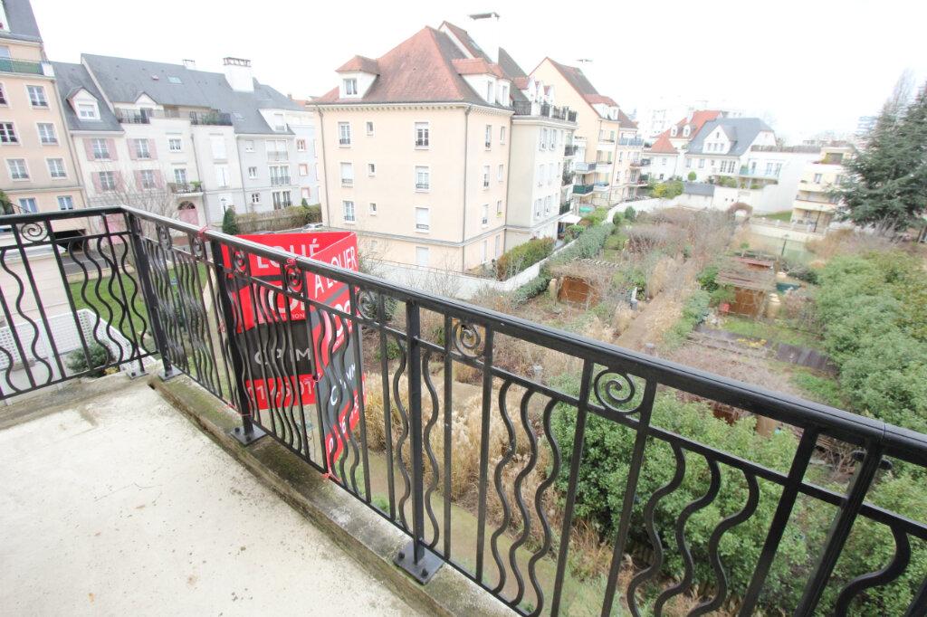 Appartement à louer 2 42.63m2 à Le Plessis-Robinson vignette-5