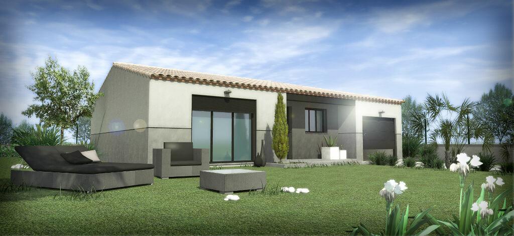 Maison à vendre 3 65m2 à Limoux vignette-1