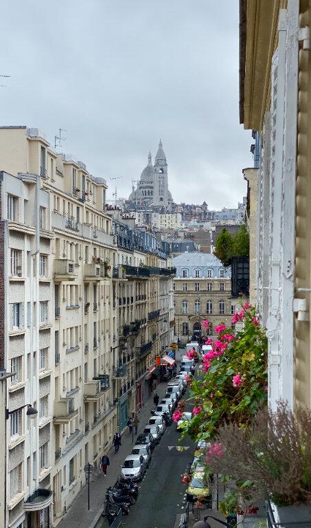 Appartement à louer 1 19.57m2 à Paris 18 vignette-2