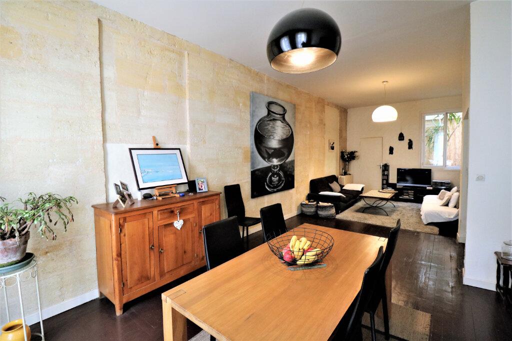 Maison à vendre 6 137m2 à Bordeaux vignette-1