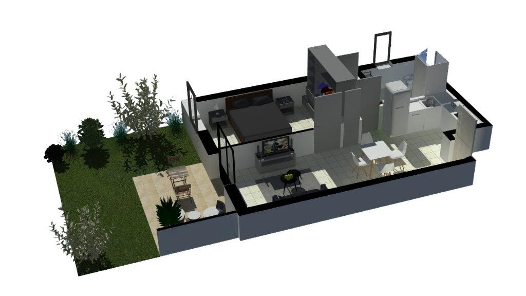 Appartement à louer 2 44.73m2 à Istres vignette-9