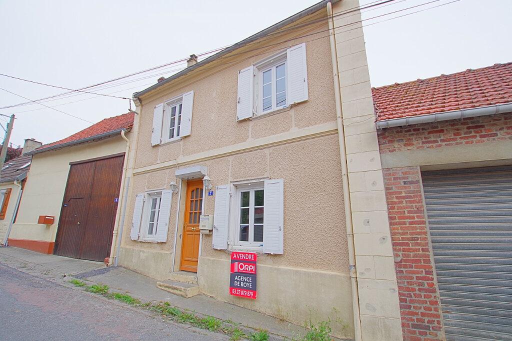 Maison à vendre 3 72.42m2 à Davenescourt vignette-7