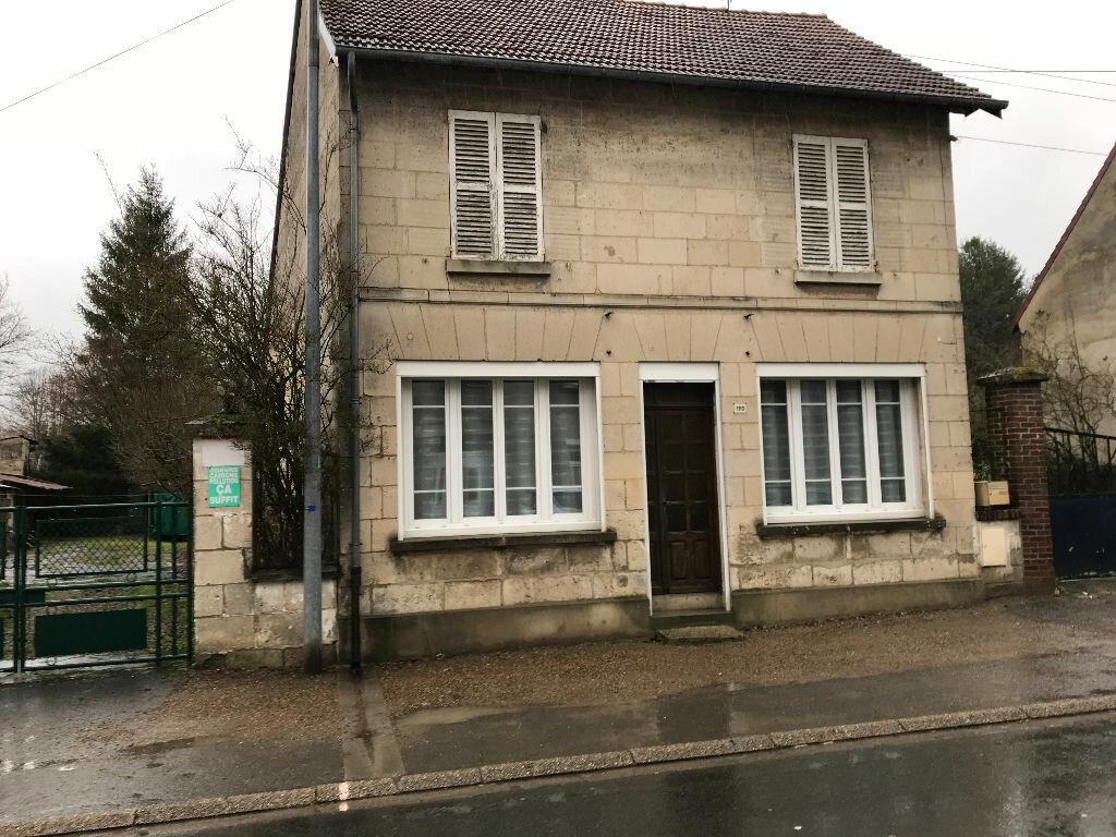 Maison à vendre 5 101m2 à Carlepont vignette-1