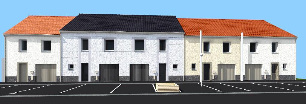 Maison à vendre 4 107.05m2 à Roye vignette-1