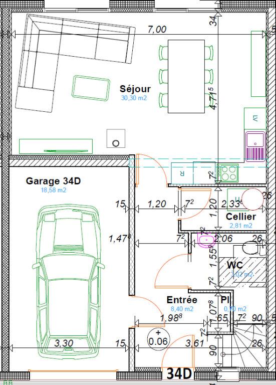 Maison à vendre 4 107.65m2 à Roye vignette-2
