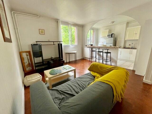 Appartement à louer 2 43.59m2 à Boulogne-Billancourt vignette-1
