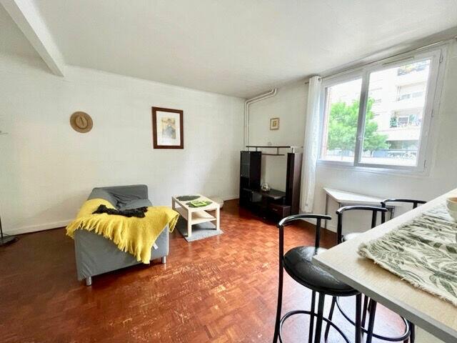 Appartement à louer 2 43.59m2 à Boulogne-Billancourt vignette-2