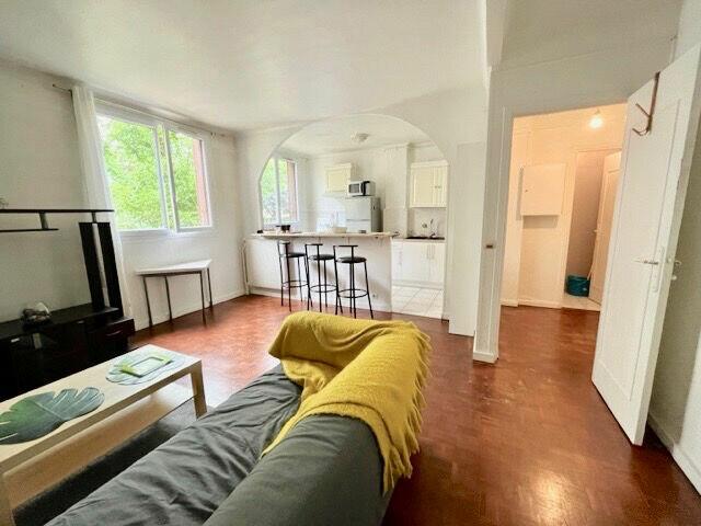Appartement à louer 2 43.59m2 à Boulogne-Billancourt vignette-3