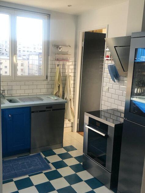 Appartement à louer 3 63.15m2 à Boulogne-Billancourt vignette-5