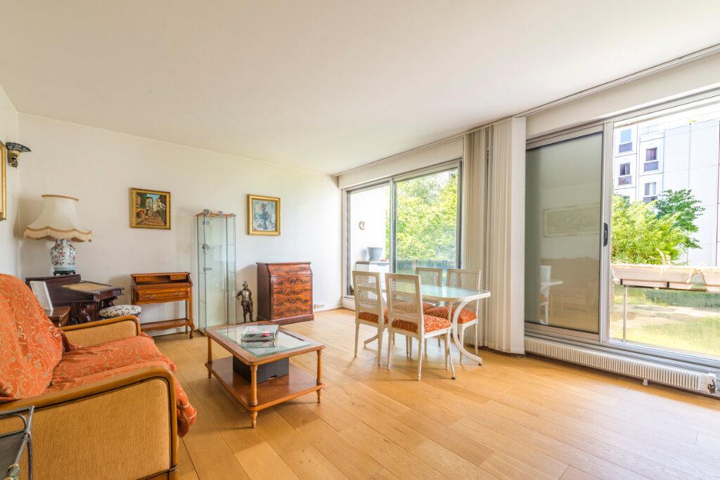 Appartement à vendre 3 74m2 à Boulogne-Billancourt vignette-1
