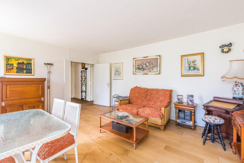 Appartement à vendre 3 74m2 à Boulogne-Billancourt vignette-3