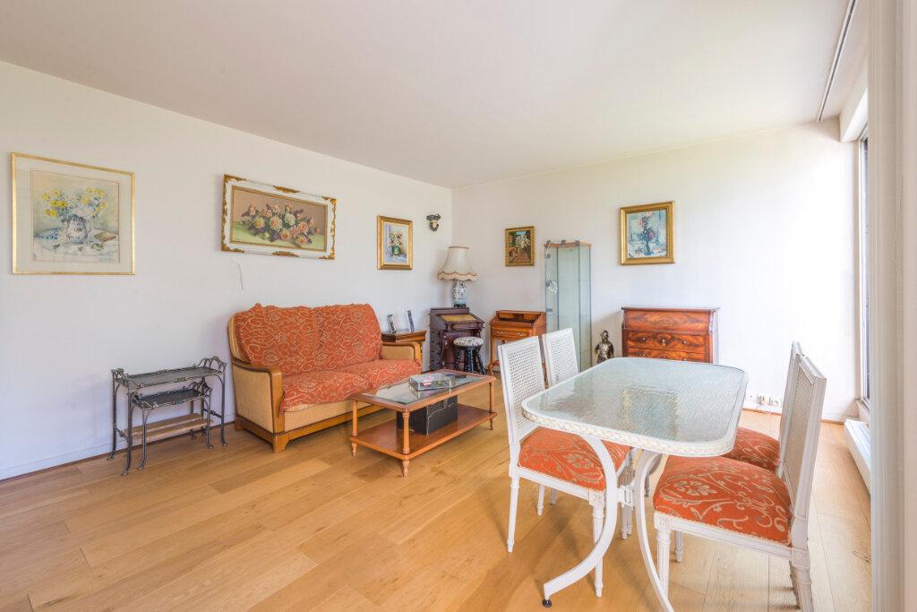 Appartement à vendre 3 74m2 à Boulogne-Billancourt vignette-4