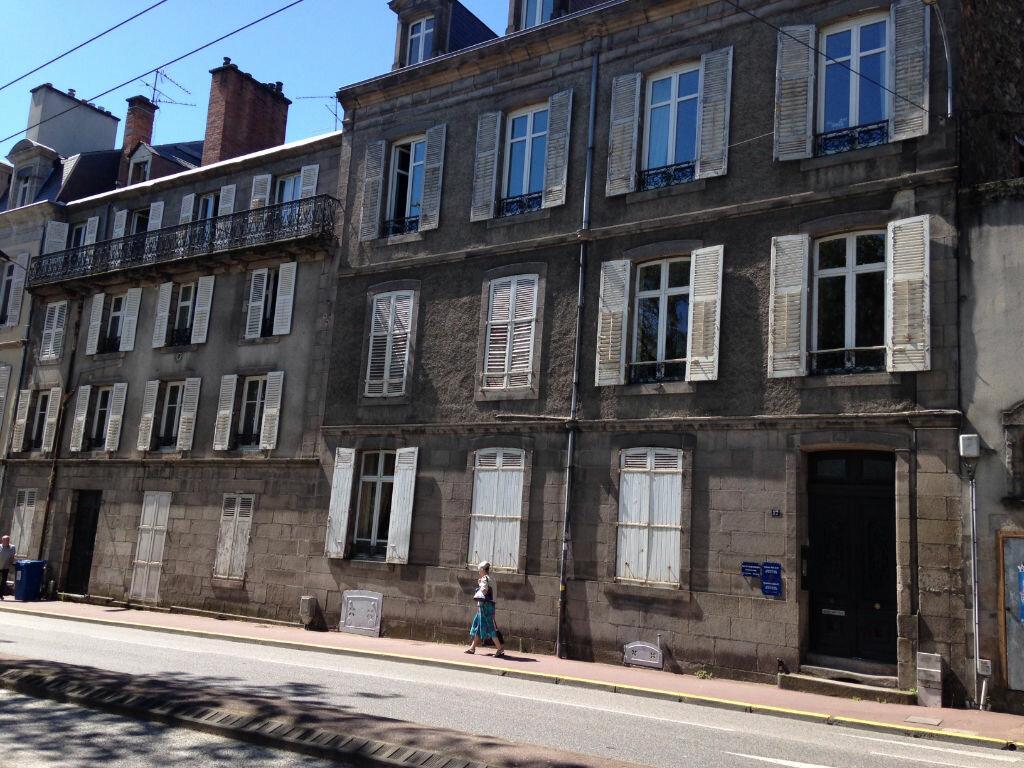 Appartement à louer 2 32.15m2 à Limoges vignette-5