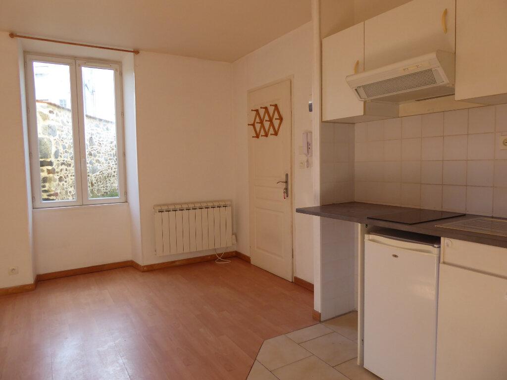 Appartement à louer 2 25.77m2 à Limoges vignette-3