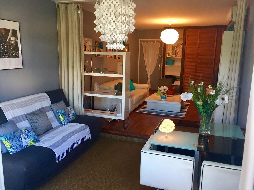 Appartement à vendre 2 55m2 à Saint-Paul vignette-1