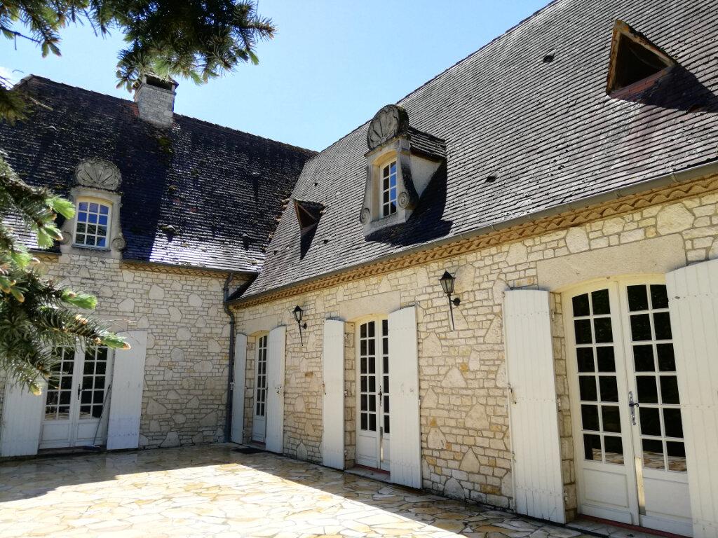 Maison à vendre 9 280m2 à Lamonzie-Saint-Martin vignette-1