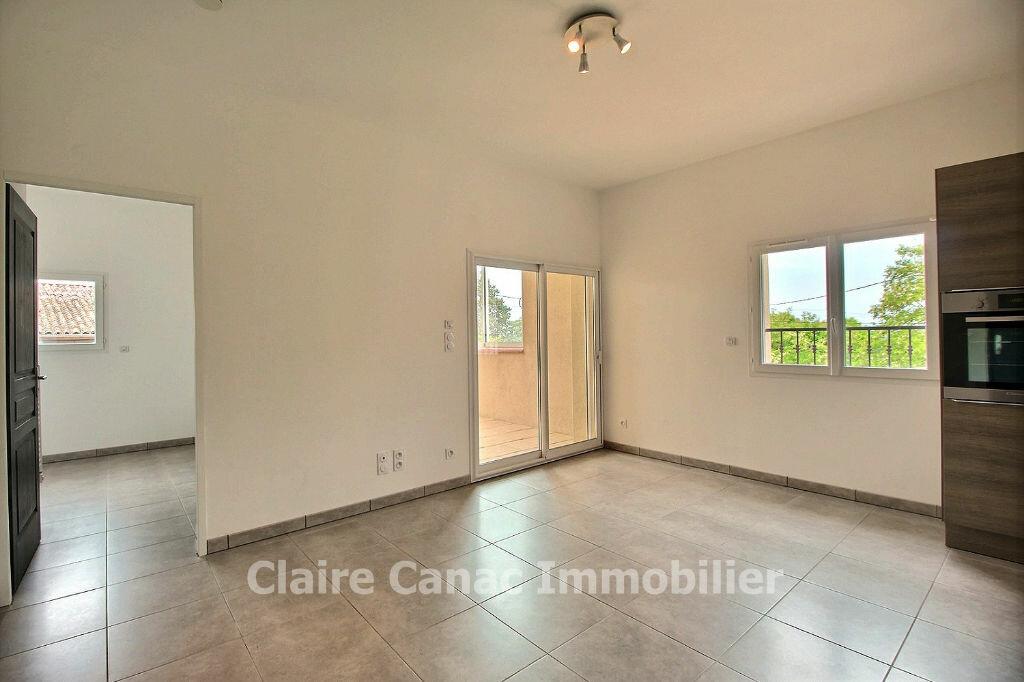 Appartement à louer 2 27.35m2 à Labruguière vignette-2