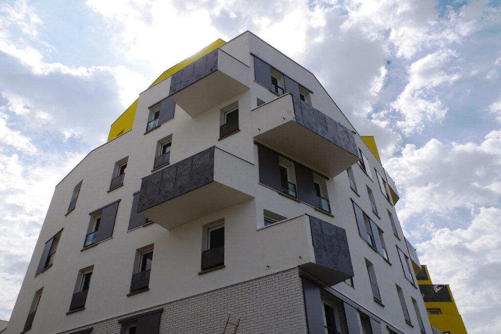 Appartement à louer 2 42.23m2 à Évry vignette-7