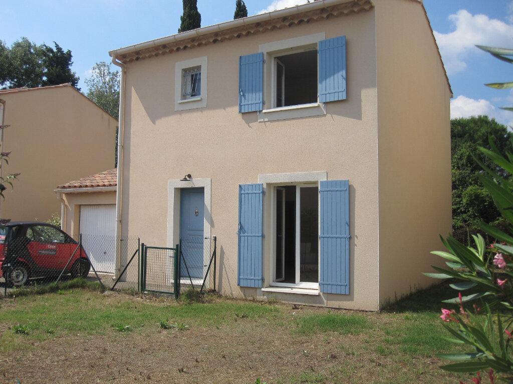 Maison à louer 4 87m2 à Graveson vignette-1