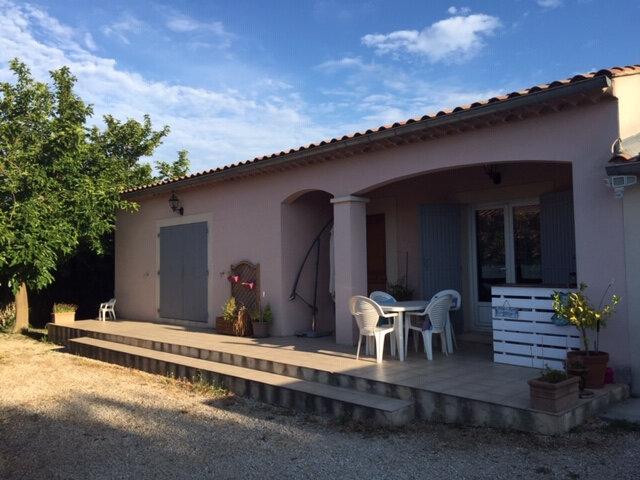 Maison à louer 4 100m2 à Rognonas vignette-1