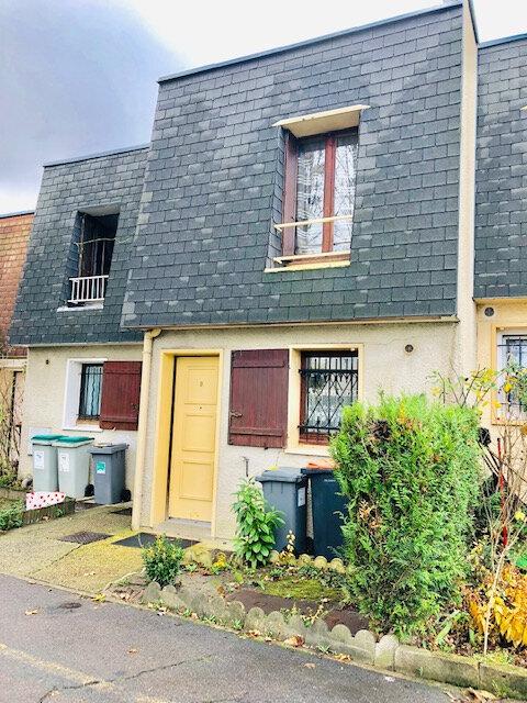 Maison à vendre 3 68m2 à Garges-lès-Gonesse vignette-1