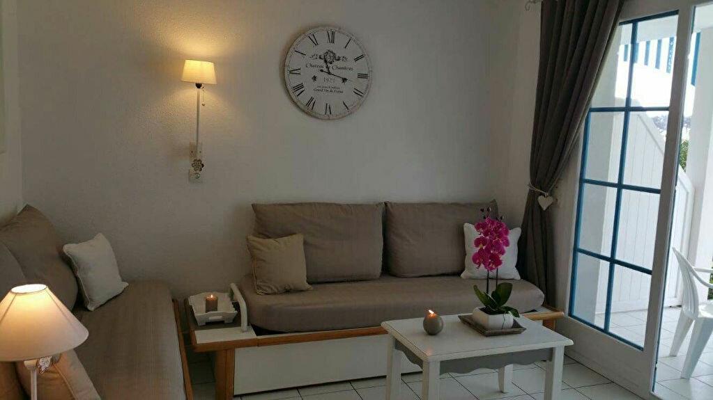 Appartement à vendre 2 33m2 à Talmont-Saint-Hilaire vignette-1
