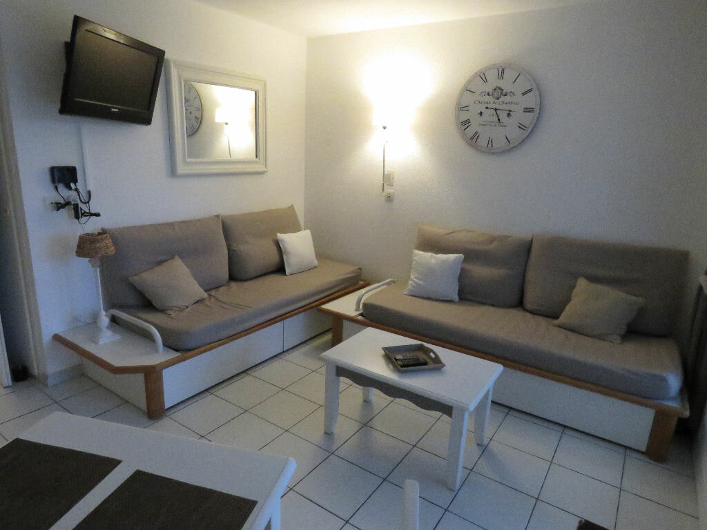 Appartement à vendre 2 33m2 à Talmont-Saint-Hilaire vignette-3