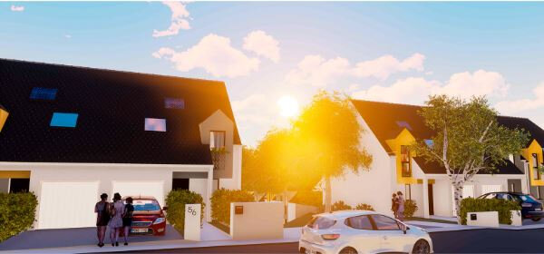 Maison à vendre 4 84.15m2 à Talmont-Saint-Hilaire vignette-1