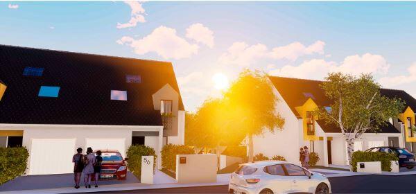 Maison à vendre 3 69.2m2 à Talmont-Saint-Hilaire vignette-1