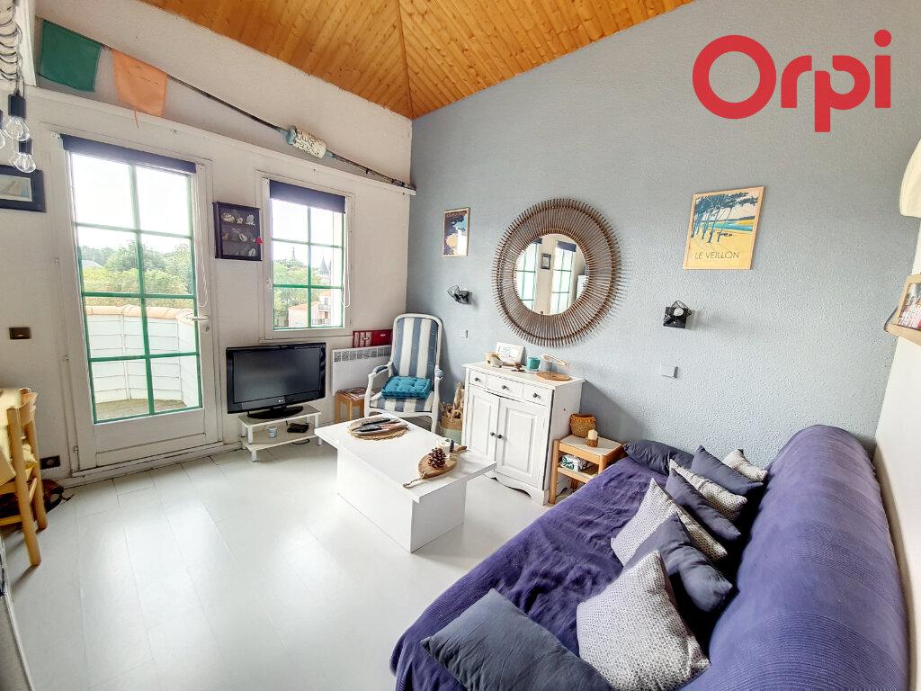 Appartement à vendre 2 30m2 à Talmont-Saint-Hilaire vignette-3