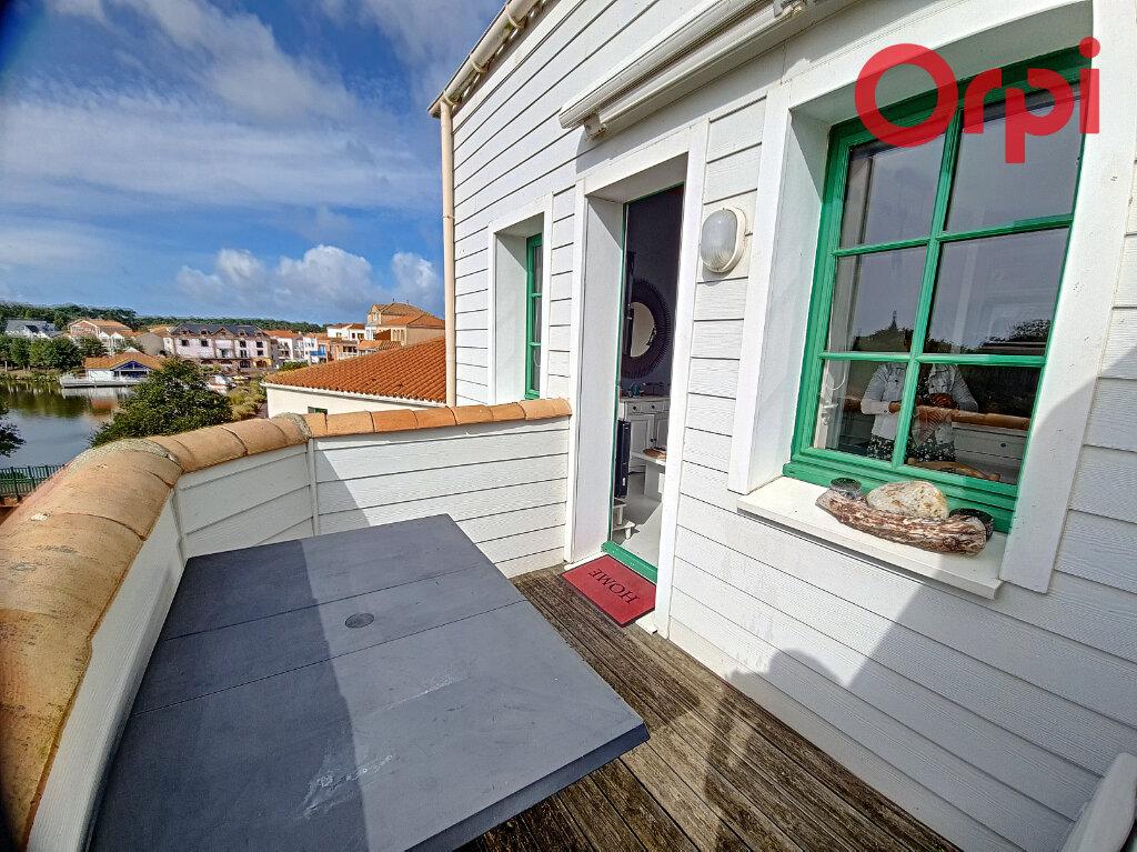 Appartement à vendre 2 30m2 à Talmont-Saint-Hilaire vignette-7