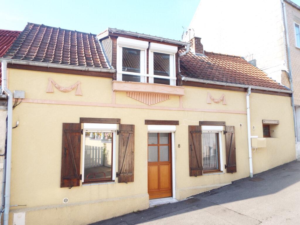 Maison à vendre 4 55m2 à Desvres vignette-1