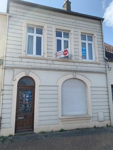 Maison à vendre 5 110m2 à Desvres vignette-1