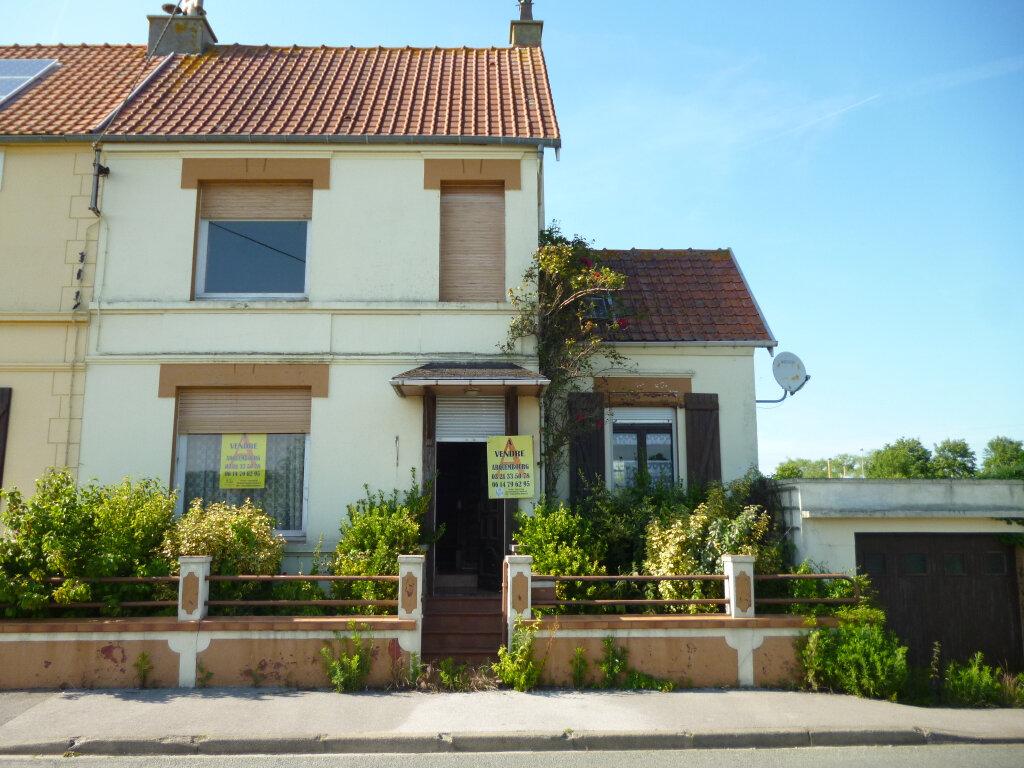Maison à vendre 4 75m2 à Hesdigneul-lès-Boulogne vignette-1