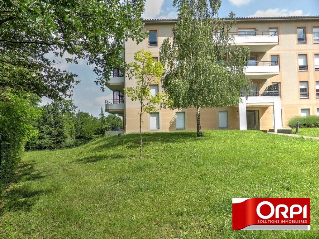 Appartement à louer 3 54m2 à Villefontaine vignette-12