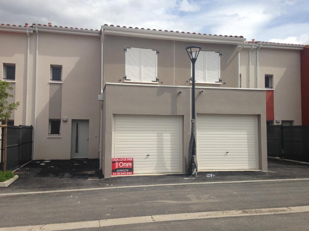 Maison à louer 4 80.15m2 à Montfavet - Avignon vignette-1