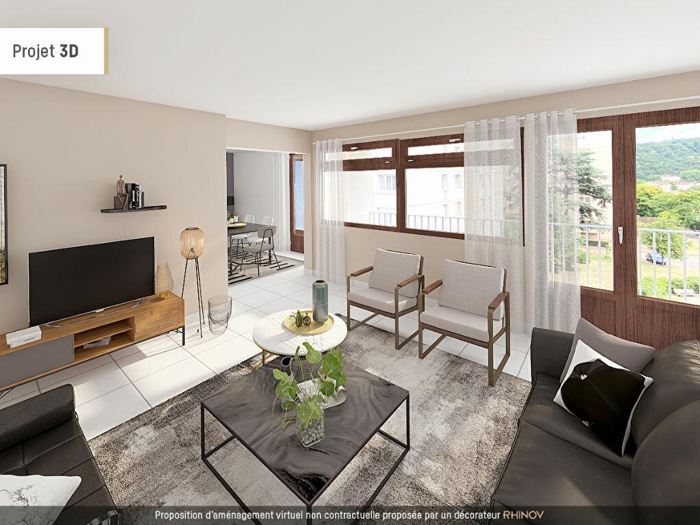 Appartement à vendre 4 79.6m2 à Vienne vignette-1