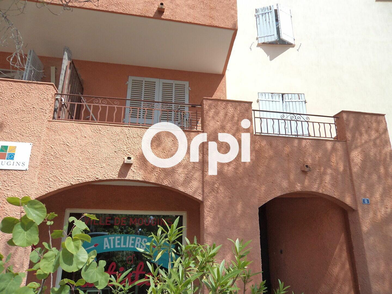 Appartement à louer 1 24.94m2 à Mougins vignette-1