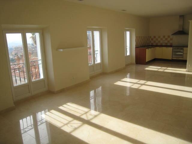 Appartement à louer 0 85m2 à Grasse vignette-1