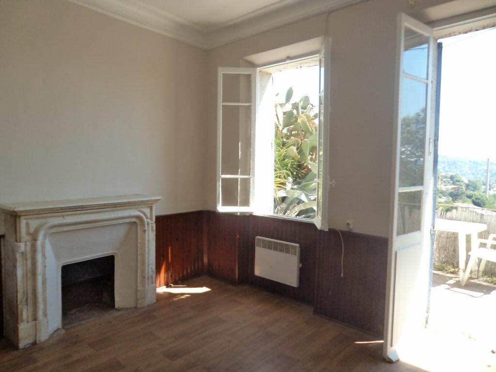 Appartement à louer 2 35.23m2 à Grasse vignette-1
