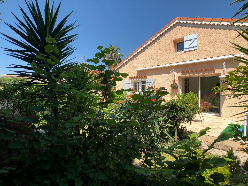 Maison à vendre 5 115m2 à Juan-les-Pins - Antibes vignette-1