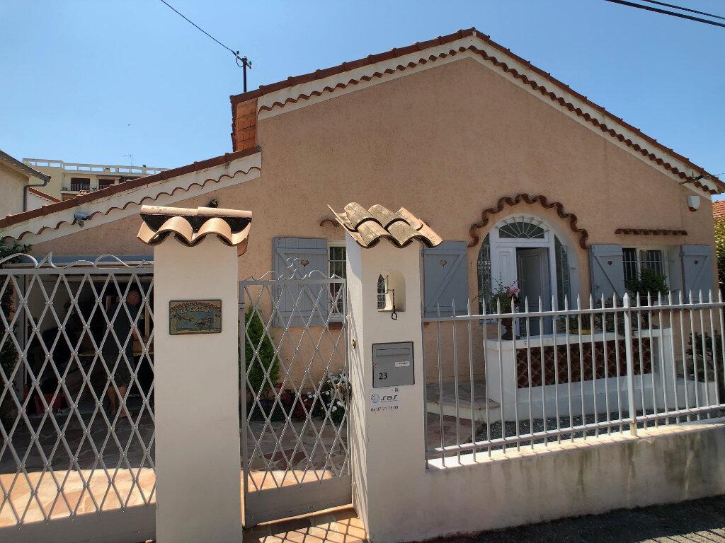 Maison à vendre 5 115m2 à Juan-les-Pins - Antibes vignette-14