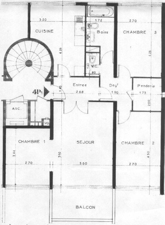 Appartement à vendre 4 79.49m2 à Vallauris vignette-10