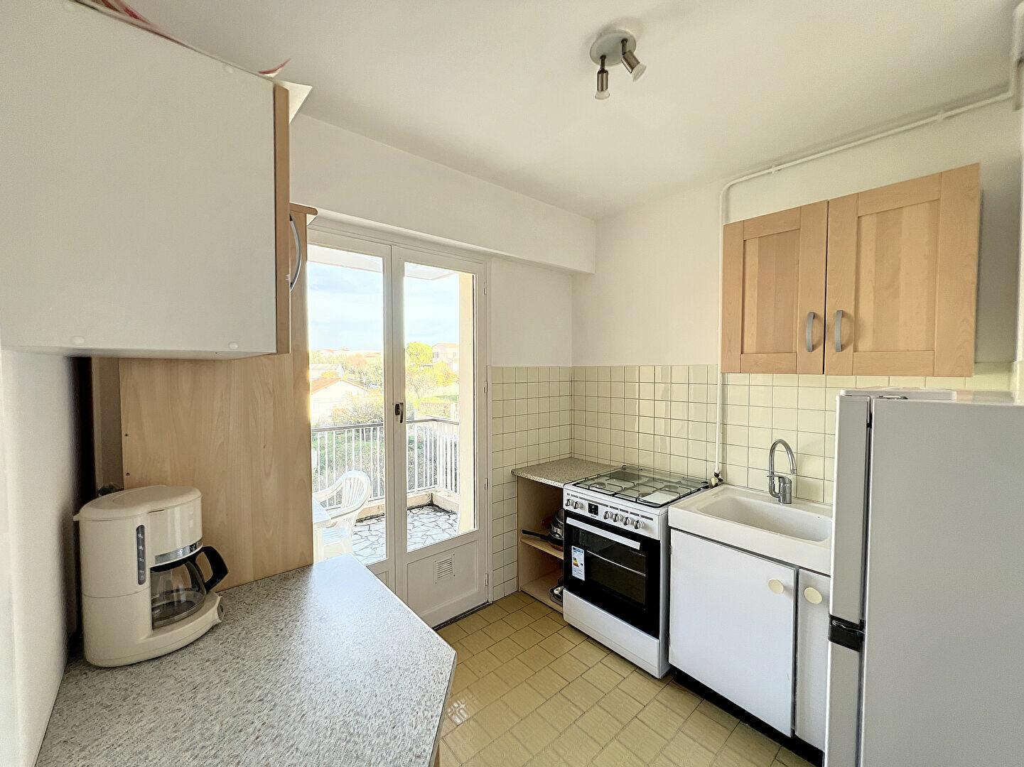 Appartement à louer 1 32.28m2 à Vallauris vignette-4