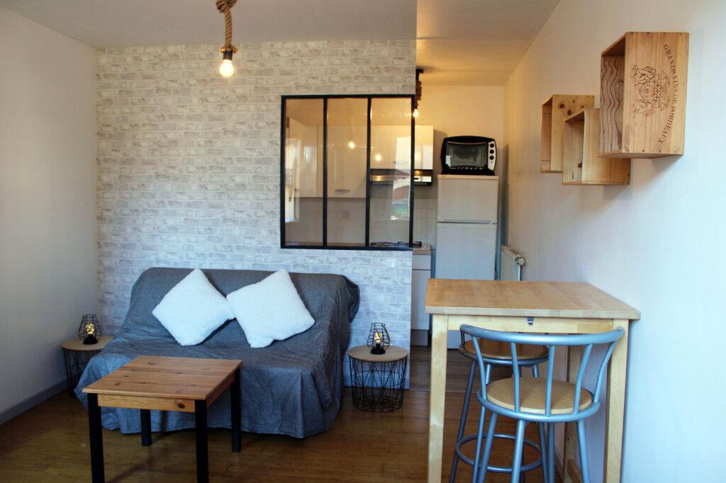 Appartement à louer 1 27m2 à Courdimanche vignette-1