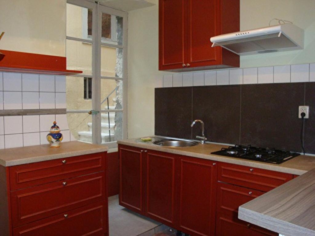 Appartement à louer 1 21m2 à La Charité-sur-Loire vignette-1